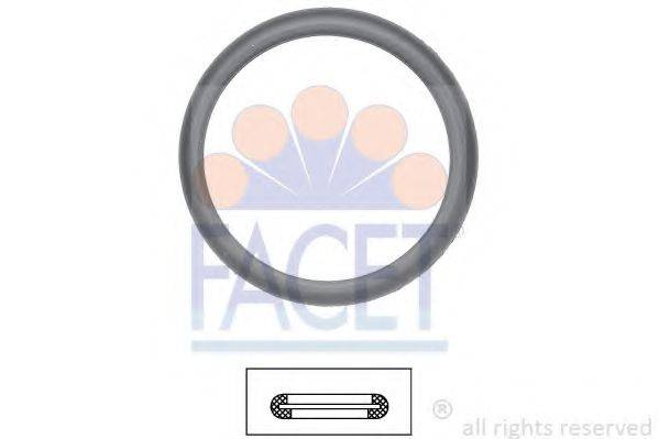 FACET 79598 Прокладка, термостат