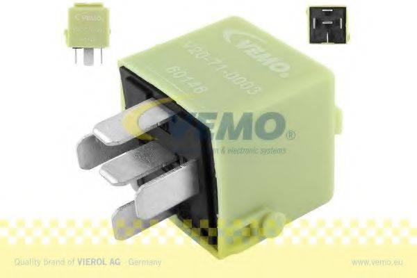 VEMO V20710003 Многофункциональное реле