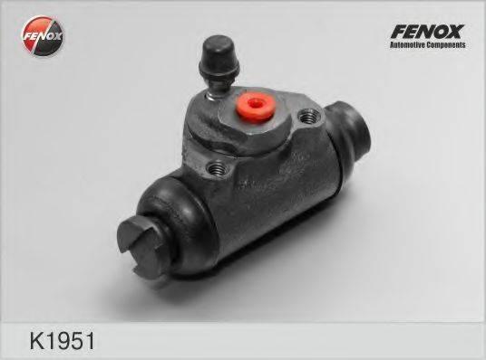 FENOX K1951 Колесный тормозной цилиндр