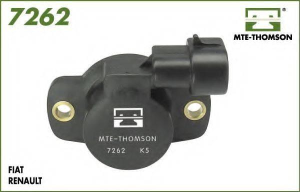 MTE-THOMSON 7262 Датчик, положение дроссельной заслонки
