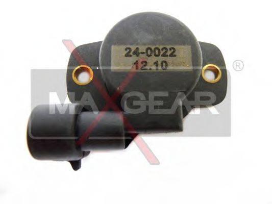 MAXGEAR 240022 Датчик, положение дроссельной заслонки