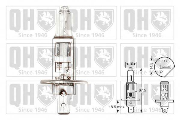 QUINTON HAZELL QBL448