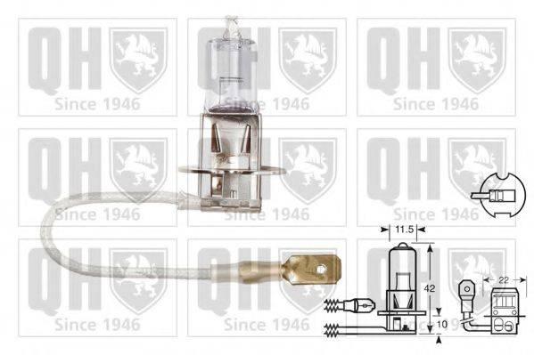 QUINTON HAZELL QBL453